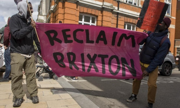 The Purpose of Brixton's Anti-Gentrification Protest