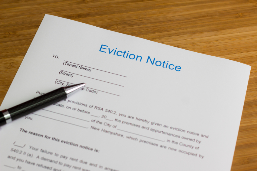 Can you evict a subletting tenant?