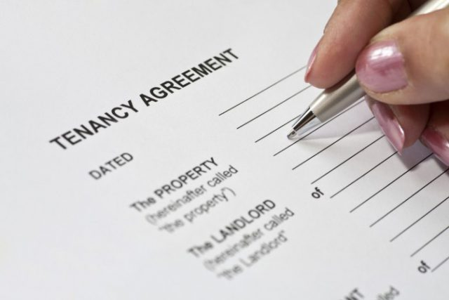 27% of tenants felt rushed into signing tenancy agreement