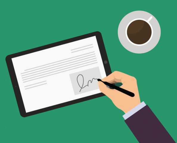 How Electronic Signatures can Make Things Easier for Landlords