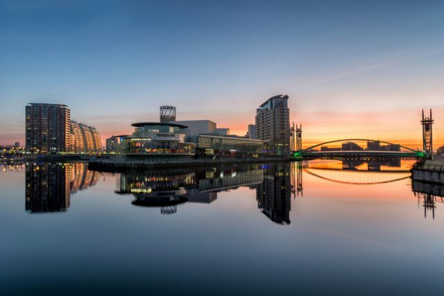 Salford in top 5 student buy-to-let locations