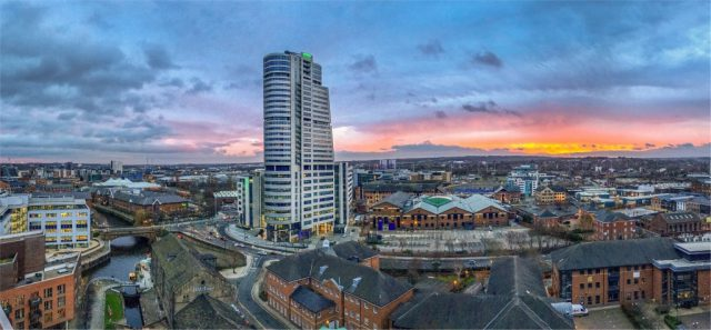 Leeds is attracting heightened investment