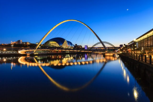 North East property prices continue to decline
