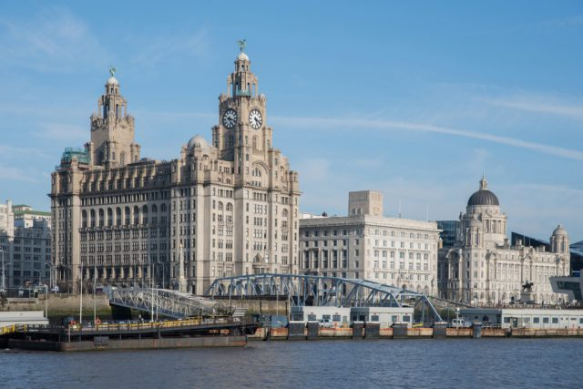 Liverpool seeing surge in student demand