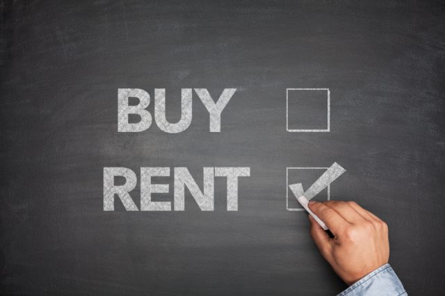 More people coming to rely on private rental sector