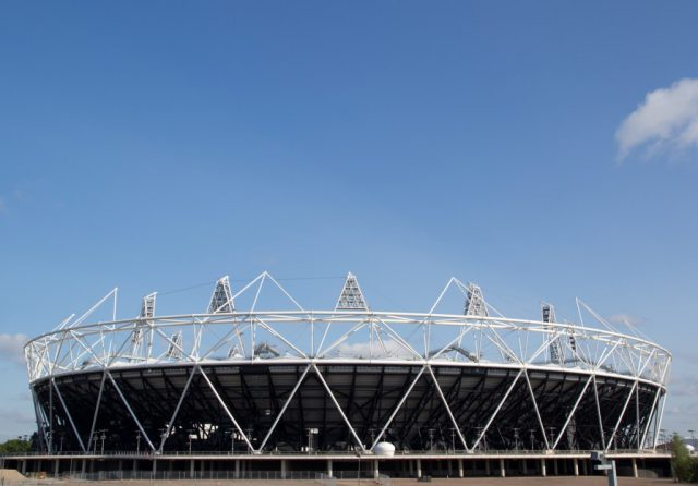Property prices near London Olympic Stadium have soared in 5 years