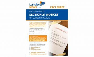 Section 21 Notices