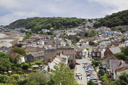 The average house price in Wales comes in at just under £180,000