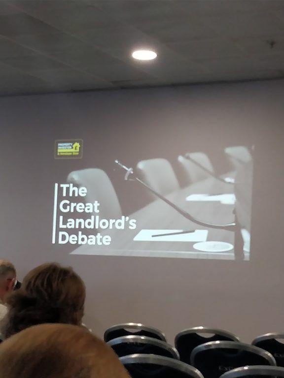The Great Landlord's Debate - Spring 2018