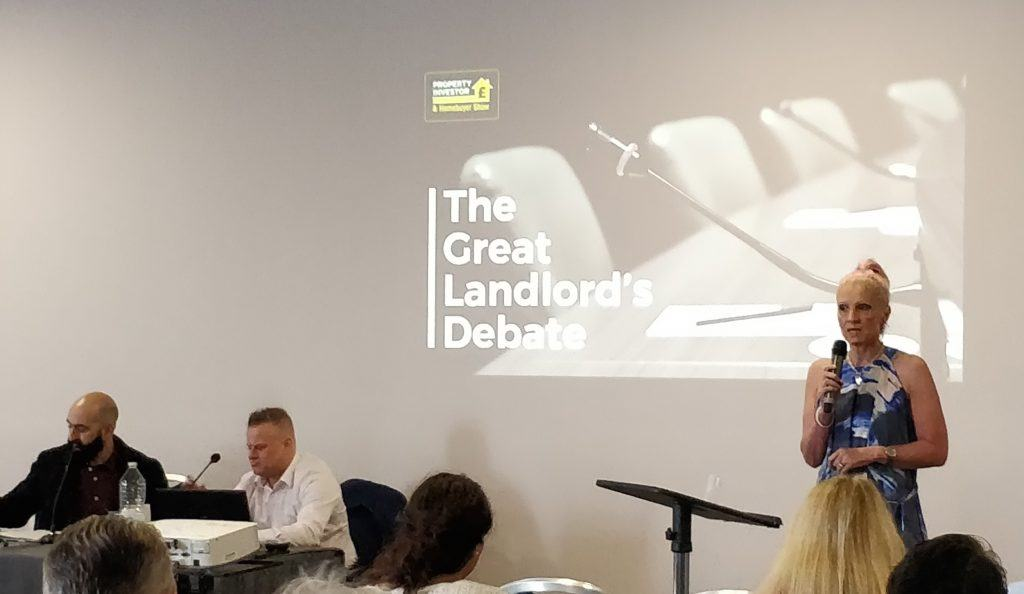 The Great Landlords Debate 2 - Spring 2018