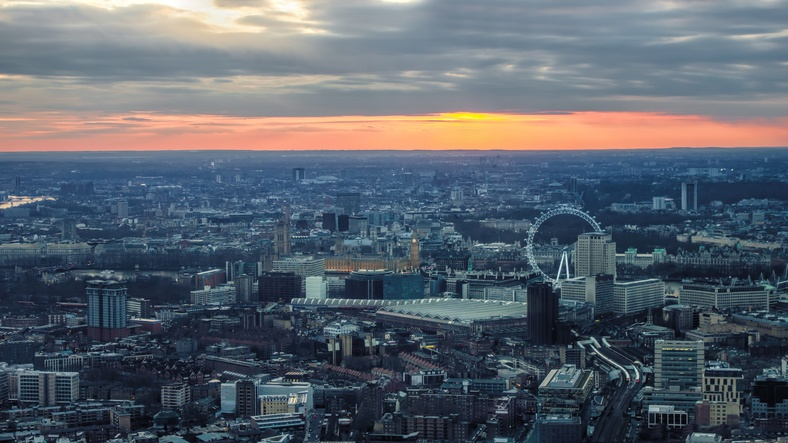 International buyers have been purchasing a high proportion of London property in PCL