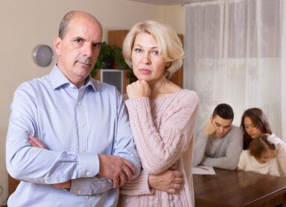 Bank of Mum and Dad Causes Bust-Ups for Families