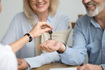 renting in retirement