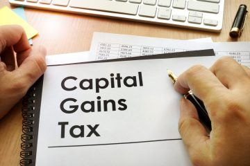 Capital Gains Tax hike