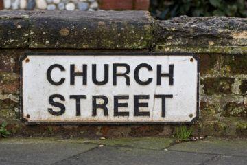 popular road names