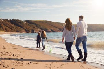 Increase in Brits looking to holiday closer to home