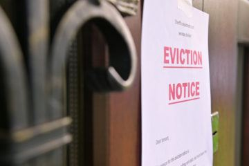 Government pledged to end 'no-fault' evictions