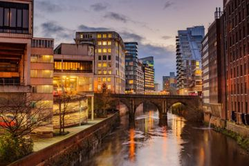 Manchester buy-to-let properties