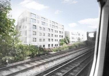 Architect Firm Gains Permission for Lewisham Micro Homes