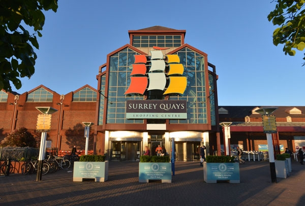 Take A Look At The Surrey Quays Redevelopment