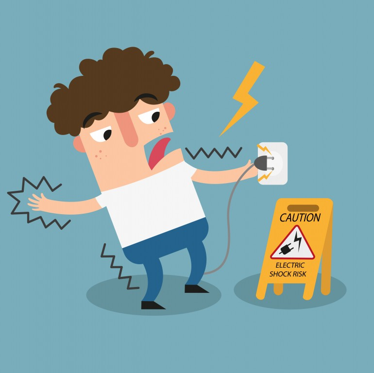 electrical hazards Learning what electrical hazards to look for is one of the best ways to help prevent an electrical accident from happening in your home.