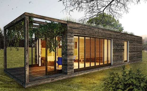 Will These Prefab Homes Solve The Housing Crisis