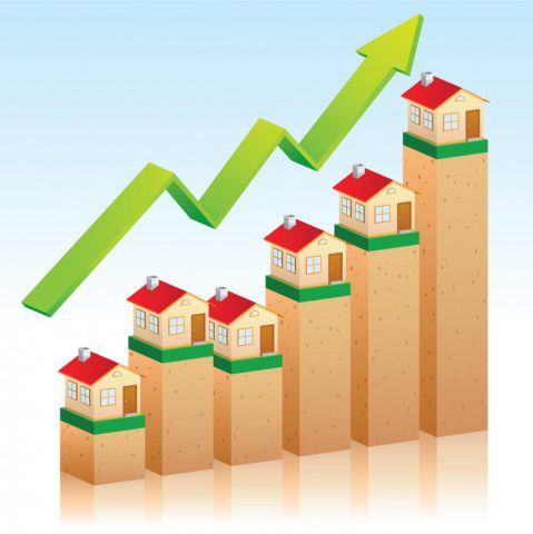 Average House Price Passes £80,000 barrier