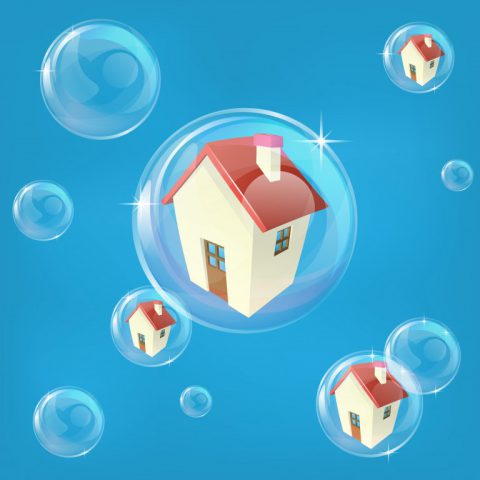 Will the 2017 be the Year the London Property Bubble Finally Bursts?