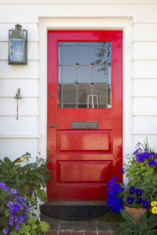 The Front Door Colour that Could Help you Let your Property
