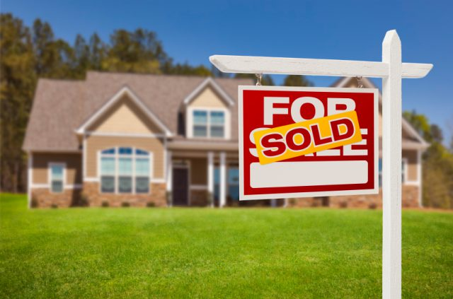 Proportion of Properties Sold Subject to Contract Hits Seven Year High