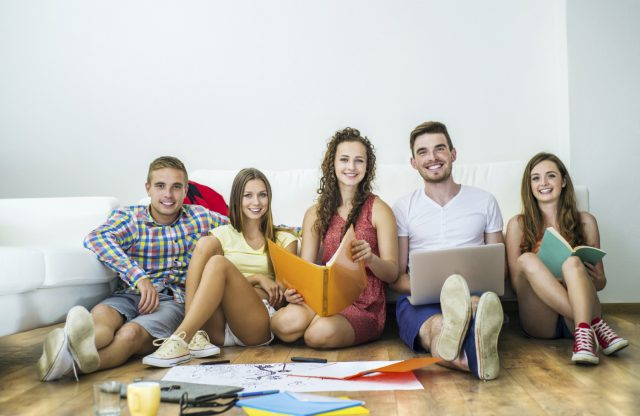 High Returns on Student Accommodation