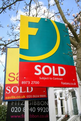 One in Five High-Street Estate Agents at Risk of Going Bust