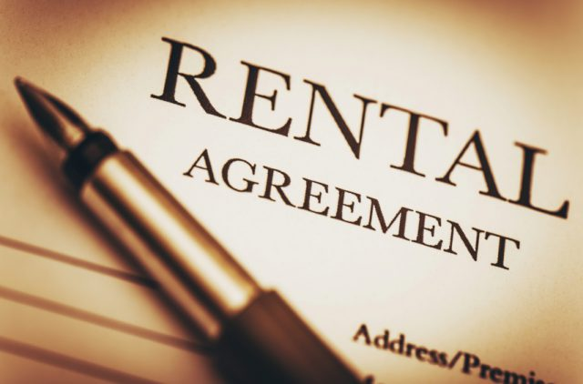 Rents dropping but arrears are rising